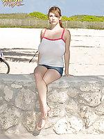 ChristyMarks.com:South Beach Shenanigans