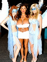 Me and My Friends at the 2010 AVN Show in Vegas!