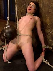 Predicament bondage as...