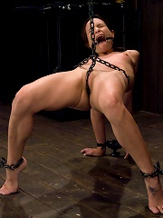 Amber RayneChained Pussy