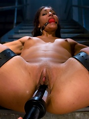 Jade Indica gets Spanked and...