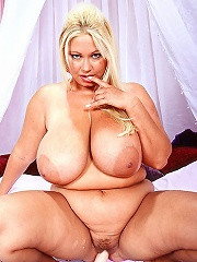 Penny is the kind of MILF that you really want to meet she is blonde and boobiferous.