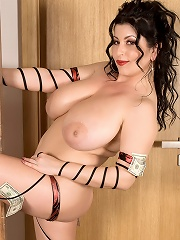 Sultry Strip Tease
