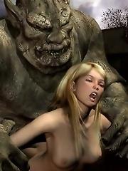 - Ahhhh....arrrr!