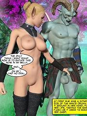 Crazy XXX 3D World 3D Fucking Comix