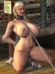 3D BDSM Comix