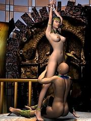 Dirty BDSM 3D Comix
