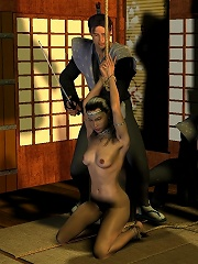 Gorgeous Doll tries out double ended dildo