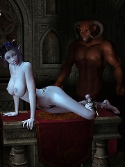 Sex with demons