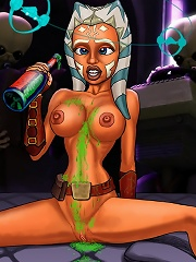 Kinkiest hoes from Star Wars show what theyre up to