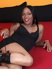 Gabriella is a girl with a beautiful look, an incredible personality, and the BIGGEST FATTEST COCK in the west!