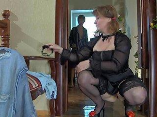 Russian Mature Flo And Benjamin 3 Porn Videos