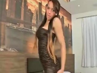 Hard Fucked Guy Sex With Good Kisser Shemale Porn Video 091
