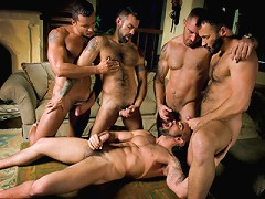 Extended Orgy