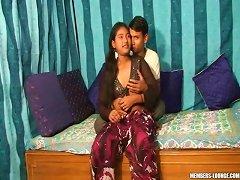 Nice Virgine Indian Teen Girl