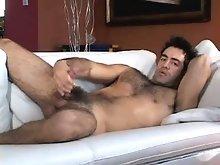 Hairy gay muscle bear clips