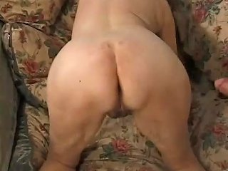 This Lewd Dick Loving Granny With Nice Breasts Needs Some Backdoor Action