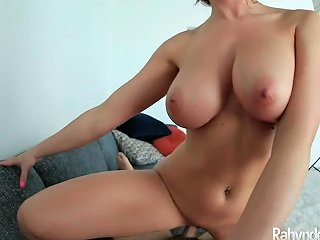 Rahyndee James Showers Strips And Sucks Cock 124 Redtube Free Blowjob Porn