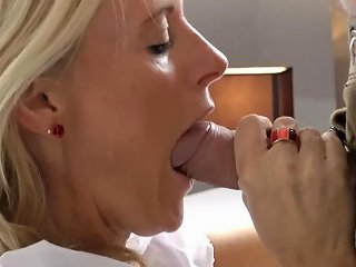 My First Young Bavarian Cock For My Wet Milf Pussy Roleplay2018