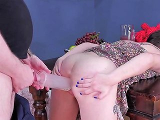 Wacky Chick Is Brought In Anal Madhouse For Painful Therapy2 Nuvid