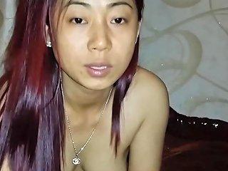 Vietnam Street Whore Sucks Cock And Fucking Bareback