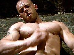 Muscle gay bear Diesel Sin solo masturbation clips