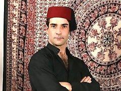 Hairy arabian gay man Bayyhan Azhar