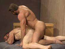 Shay Michaels and Adam Herst in 'Need It Bad'