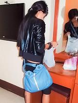 free asian gallery Slim Thai whore bareback