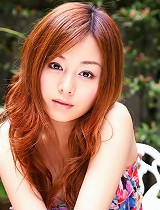 free asian gallery Red headed asian cutie...