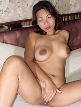 free asian gallery New tits for Thai wife
