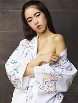 free asian gallery Lulu Geisha