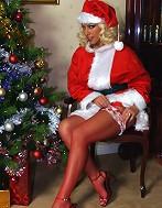Leggy Lana plays the horniest and kinkiest Santa for the festive season