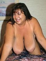 Bedroom Brunette Fatty