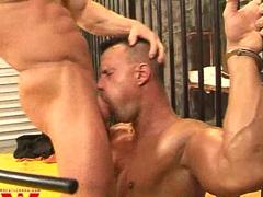 Gay wresting porn movie
