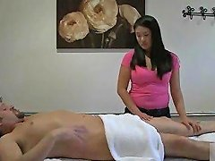 Oily Guy Gets An All In Erotic Massage