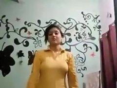 Punjab Desi Stripping For BF