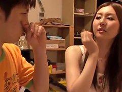 Sexy Japanese Girl Yui Tatsumi Is A Great Fuck Buddy