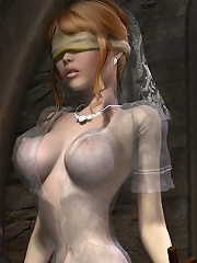 3D call girl riding Sex...