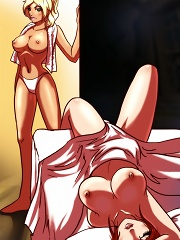 The Balloon Artist^She Ani Male Futanari porn sex xxx futa shemale cartoon toon drawn drawing hentai gay tranny