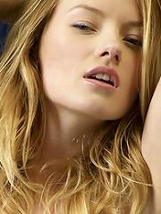 Mia Blonde Bondage