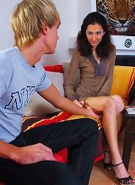 Leggy Teen Fucked In A Humiliating Way Teen Porn Pix