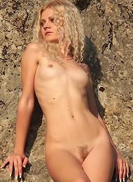 Sexy Fit Babe Airin Lets Her Hairy Pussy Breathe Out In Nature Teen Porn Pix