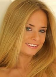 Blonde Teen Rachel Looking Great In This Pink Dress Teen Porn Pix