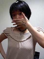 cute asian prances around inside asianteenpictureclub dot com