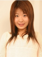 Pretty Asian Babe