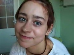 DrTuber Video - Czech Natasha At Water Closet