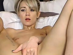 NuVid Video - Amateur Teen Toying Ass